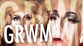 GRWM! — Ft. Makeup Geek Eyeshadows