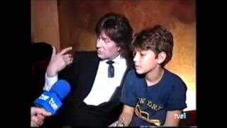 Entrevista a Camilo Sesto y Camilo Blane...
