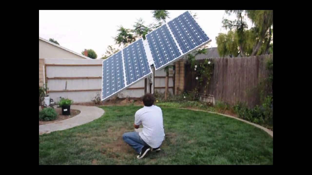 Suntura Solar Tracker Dual Axis Solar Sun Tracking Unit