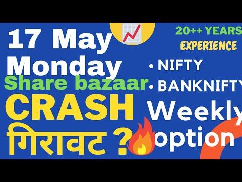 Monday Market 17 May 2021 | NIFTY BANKNIFTY PREDICTION FOR TOMORROW | Stock Market Trading TIPS