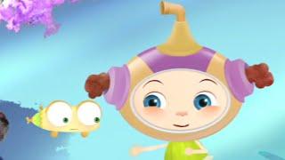 Video Franny's Feet 108 - Under the Sea/Bedtime For Bears | Cartoons for Kids | Full Episode | HD download MP3, 3GP, MP4, WEBM, AVI, FLV November 2018