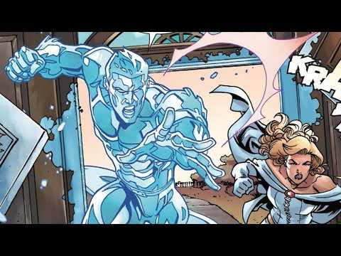 Finally, an Iceman Comic That Isn't Completely Bad