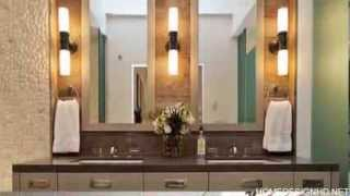 12 Beautiful Bathroom Lighting Ideas [HD]