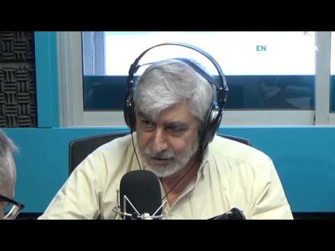 """Ojalá no haya petróleo"", dice Juan Grompone"