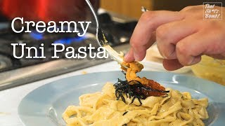 TSB: HOW TO MAKE UNI PASTA!
