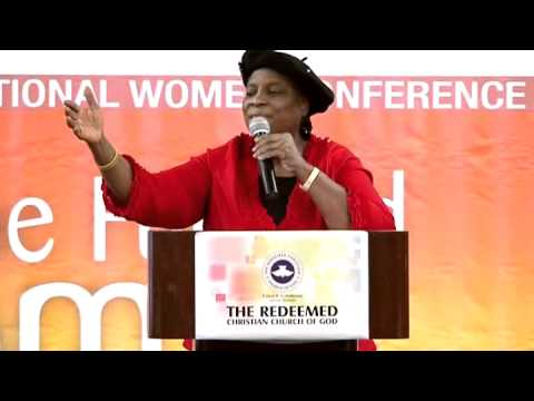 RCCG UAE National Women Conference - The Fulfiled Woman