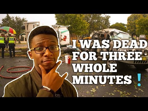 NAIROBI, KENYA : I WAS DEAD FOR THREE MINUTES! STORY TIME : WEBISODE 2
