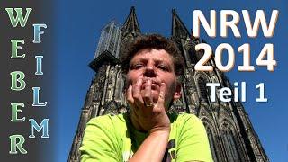 Sommerurlaub in NRW - Teil 1 von 6: Anreise & Städte