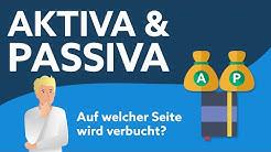 Aktiva & Passiva | Erklärung & Unterschiede