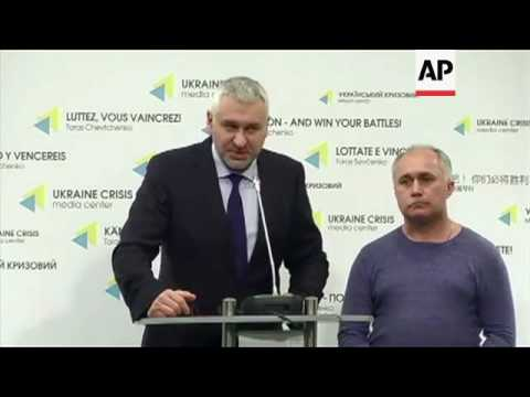 Lawyer: Ukrainian pilot given extradition papers