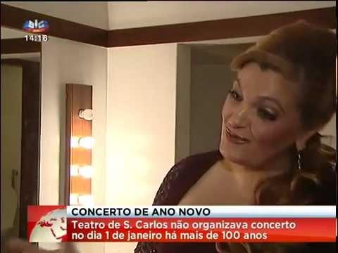 Elisabete Matos - Concerto São Carlos 2012