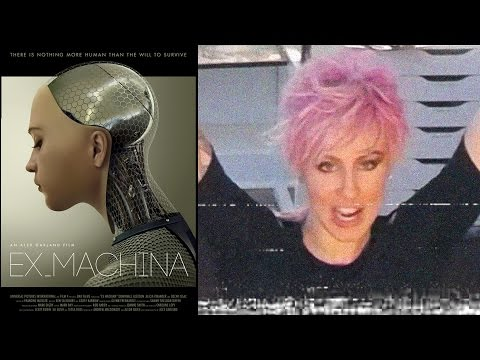 Dirty Webcam Blog: Ex Machina Movie Review