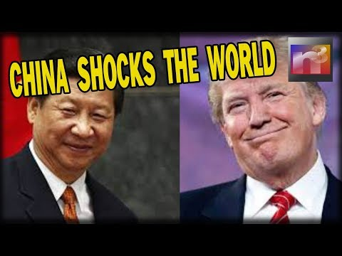 Trump Celebrates after China SHOCKS the world in UNPRECEDENTED act Honoring him