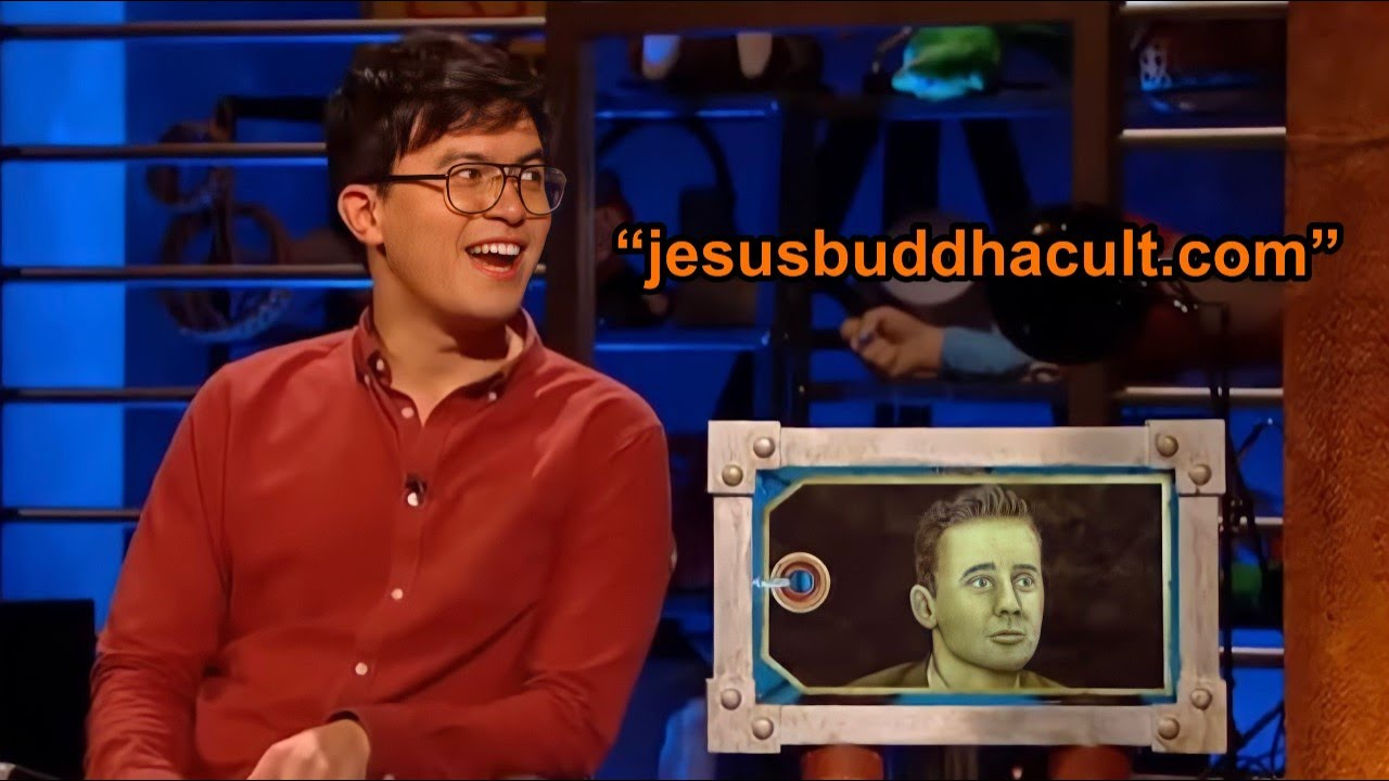 Phil Wang talks about Tom Hiddleston Annoyance on Room 101