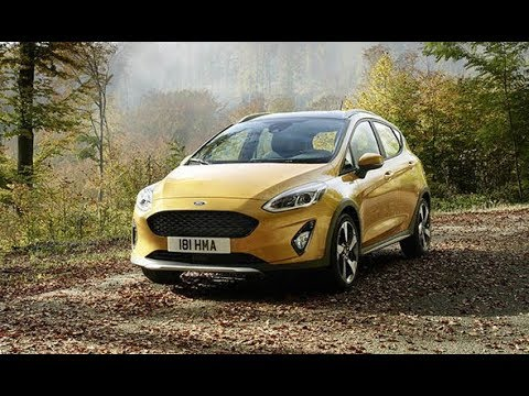 2018 Ford Fiesta Active Plus Review Fahrbericht Test Youtube