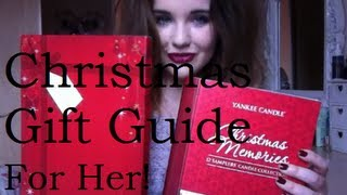 Christmas Gift Guide For Her Thumbnail