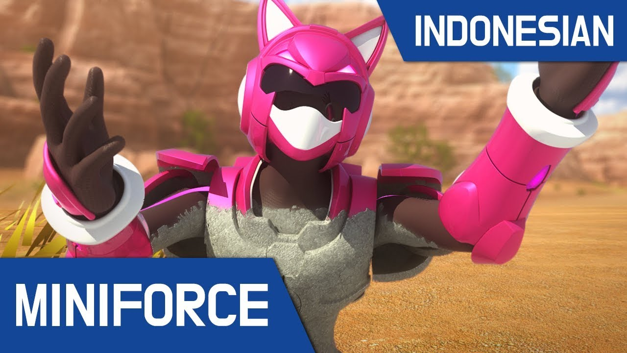Download [Indonesian dub.] MiniForce S1 EP 11 : Serangan Medusa