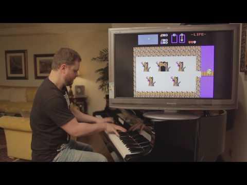 Zelda on Piano