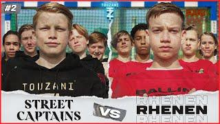 StreetCaptains vs Rhenen | u15 FC Straat League #2
