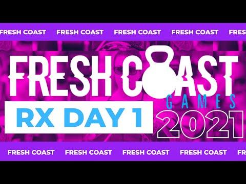 Fresh Coast Games 2021 // RX // Day 1
