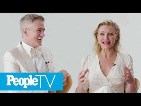 Cameron Diaz On The Karaoke Scene That Traumatized Her In 'My Best Friend's Wedding' | PeopleTV
