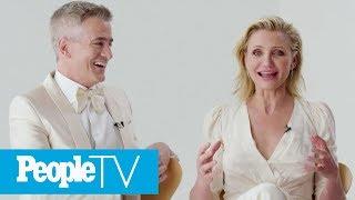 Cameron Diaz On The Karaoke Scene That Traumatized Her In 'My Best Friend's Wedding' | PeopleTV