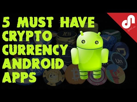 5 Best Cryptocurrency Android Apps - Wallets I Exchange I Trading- For Crypto Currency Lovers