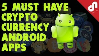 ⭐️ Top 5 Best Cryptocurrency Android Apps - Wallets I Exchange I Trading- For Crypto Currency Lovers