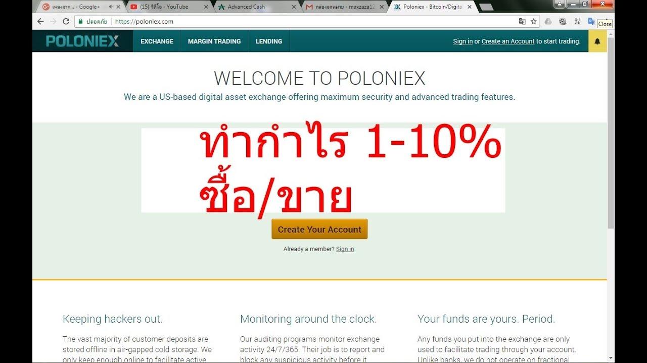 Poloniex Bitcoin