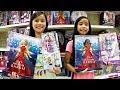 Fashion Dolls Toy Hunt: Holiday Barbie, Ever After High, Disney Princess, Descendants2, Frozen