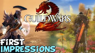 Guild Wars 2 Iฑ 2020 First Impressions