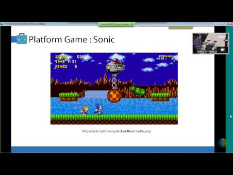 [Game Training] Game Development using Construct 2: Platform Game (24Feb2.30pm)