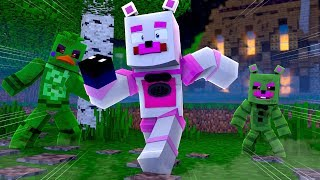 Zombie Nightmare! Minecraft FNAF Roleplay