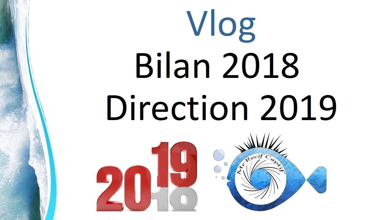 Bilan 2018 - Mr Recif Captif #254