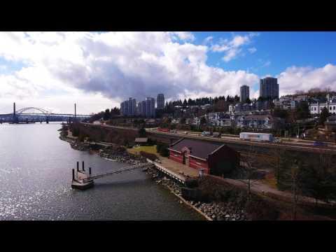 Droning @ Citadel Landing Park (Port Coquitlam) and Sapperton Landing Park (New Westminster)