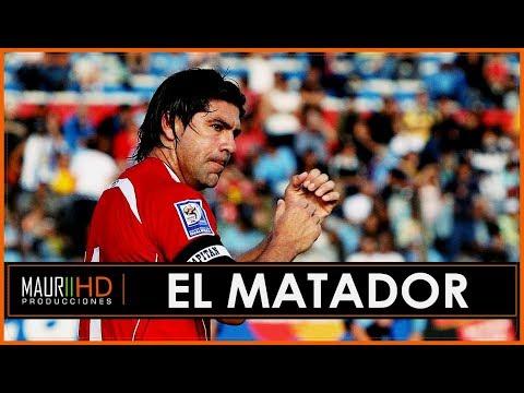 """Marcelo Salas """"El Matador"""" / Todos los Tiempos / Chile-U-River-Lazio"""