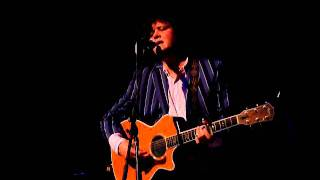 Ron Sexsmith Tomorrow In Her Eyes live Manchester Bridgewater Hall 3rd Sept 2011