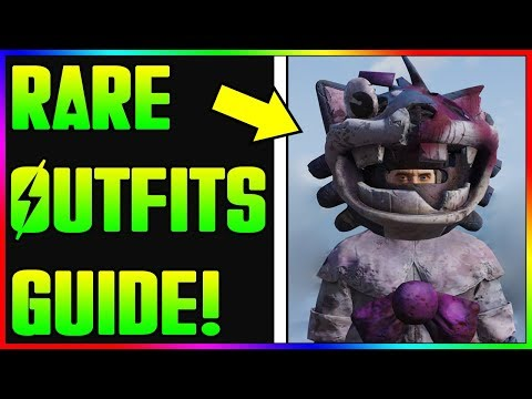 Fallout 76 - Top 5 RAREST & Unique Outfit Locations Guide! [Outfit Armor Guide] (In Depth Tutorial) thumbnail