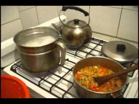 Taller de cocina la cena ruth parra 15 04 2015 doovi for Menu vegano para principiantes