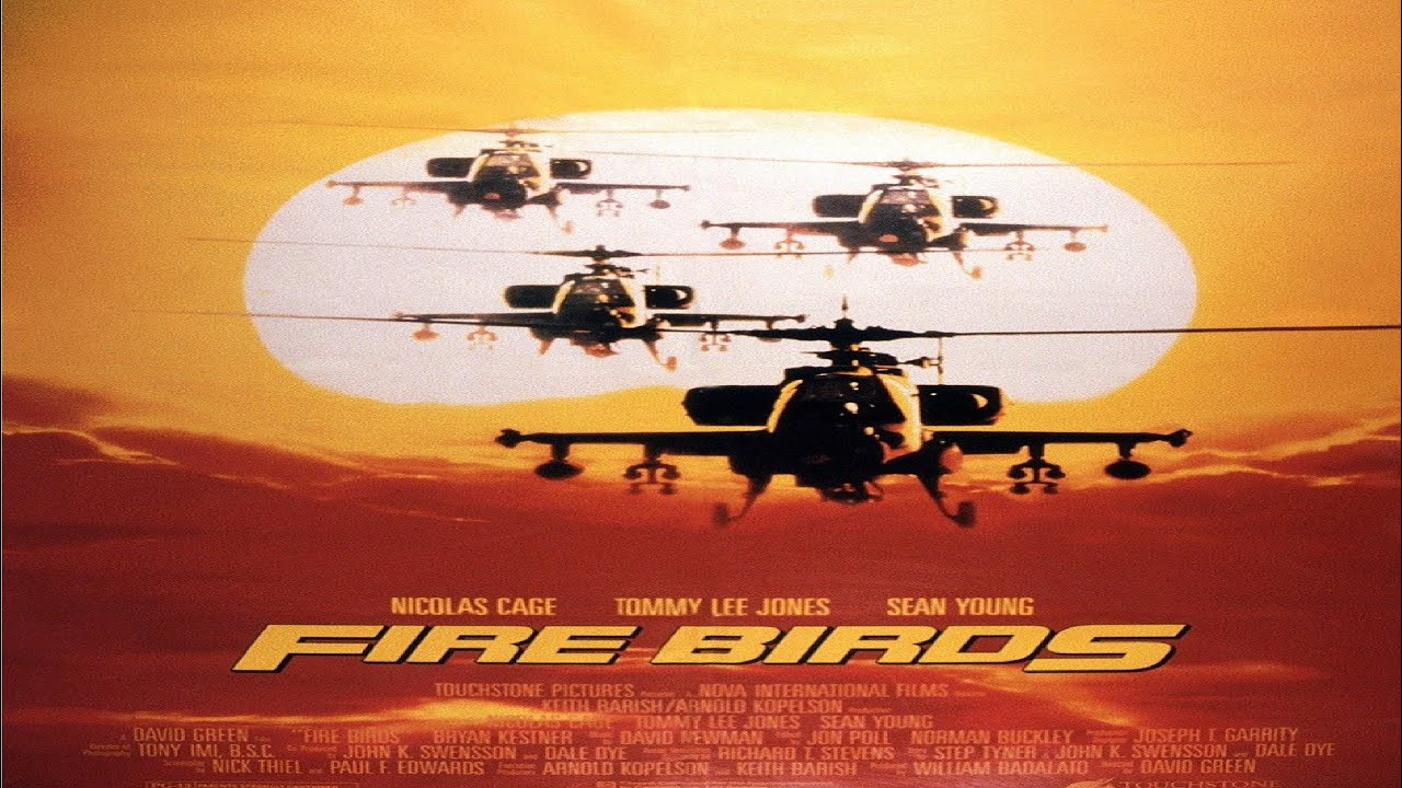 Download Fire Birds Full Movie - Nicolas Cage - Tommy Lee Jones