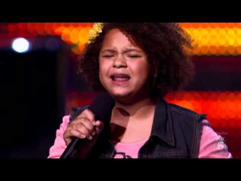 Rachel Crow  If I Were A Boy Beyoncé   The X Factor USA  Boot Camp
