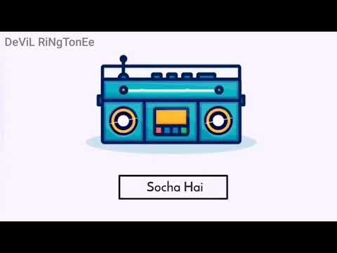 Socha Hai Flute *Ringtone*(Download Now)