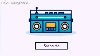 Socha Hai Flute *Ringtone*(Download Now)