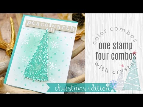 Frosty Winter Color Combo | Episode 1 | Unity Stamp Company