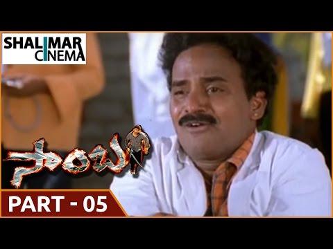 Samba  Telugu  Movie Part  -05/13 || NTR , Bhoomika Chawla , Genelia Dsouza ||shalimarcinema