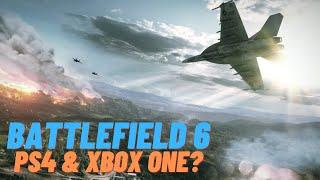 BATTLEFIELD 6 Lançará para Ps4 e Xbox One? Saiba o PORQUÊ, sim! =D