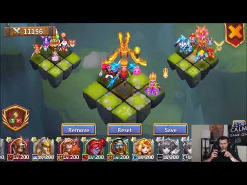 JT's Main 4 Losses In A Row Lost Battlefield ROGUH Day Castle Clash