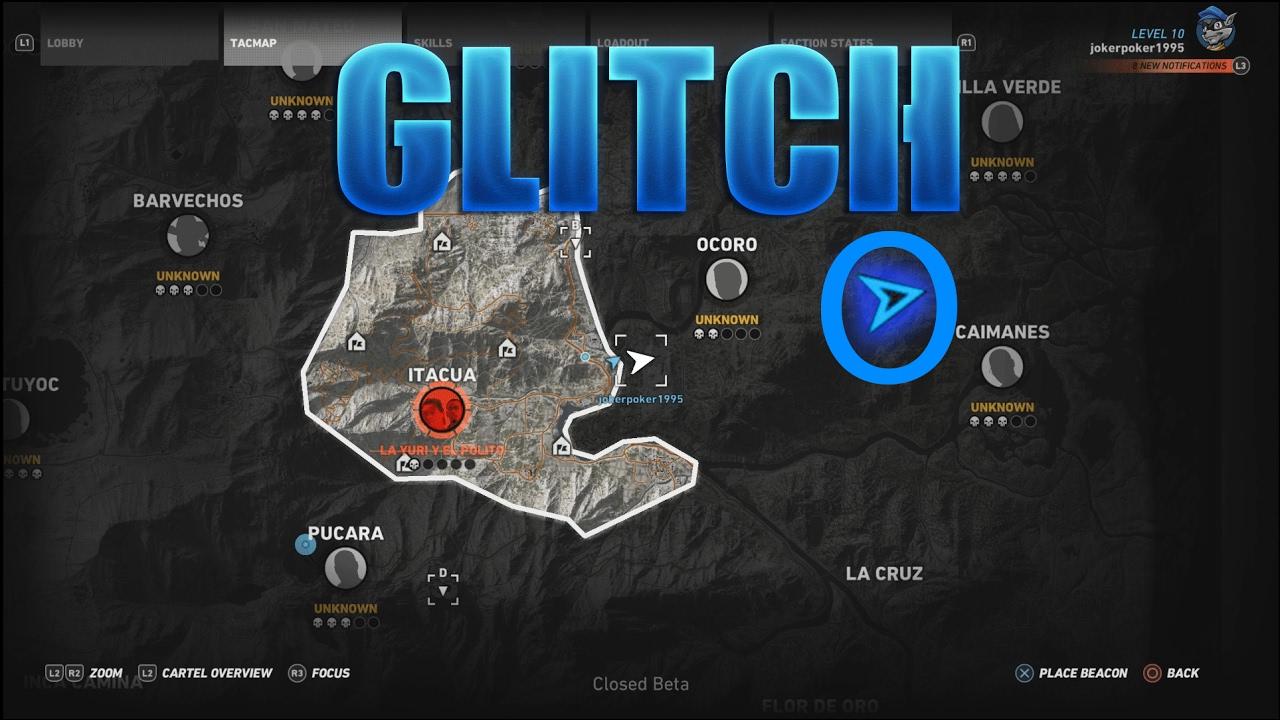 Ghost Recon Wildlands Unlock All Weapons Hack