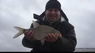 Рыбалка на Фидер Март Москва река Лещ Плотва