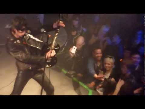 Guitar Wolf - live Philadelphia PA 4/1/2012